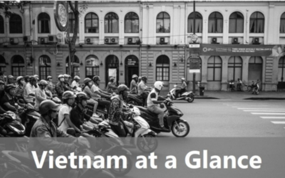 VIETNAM AT A GLANCE 2021 (IN JAPANESE)